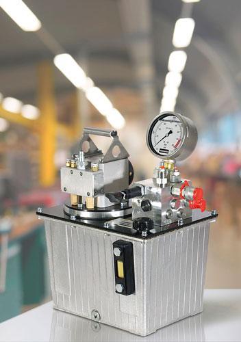 Pneumatic Hydraulic Pump (LHP)