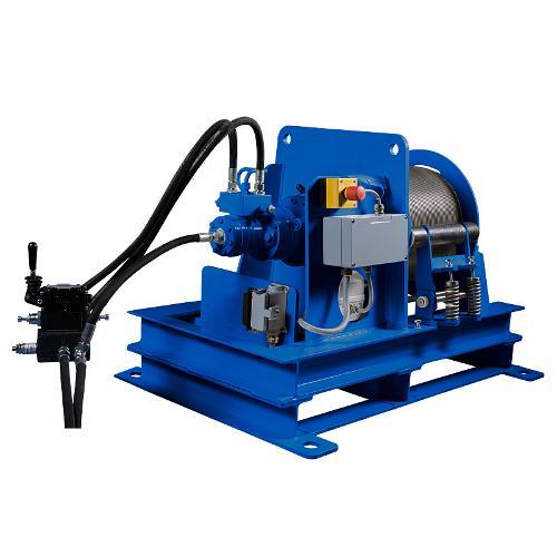 Hydraulic winch SB-H
