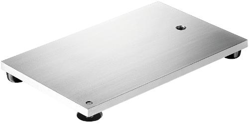Retort Stand Base, stainless steel