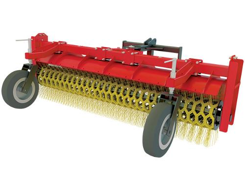 Щетка дорожная SPB3400G для трактора