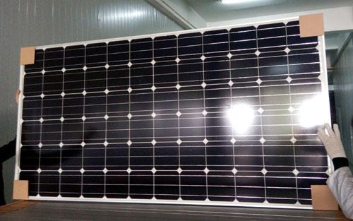 Panel solar monocristalino 330w