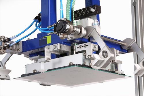 Pince RobotOverhead