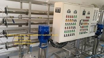 Turnkey Project Water Purifying System