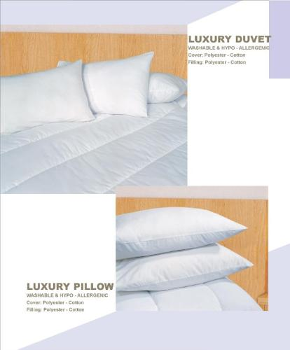 duvet set and pillow case