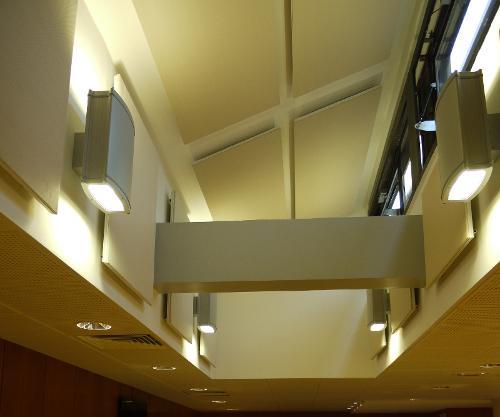 Plafonds vissés ou collés