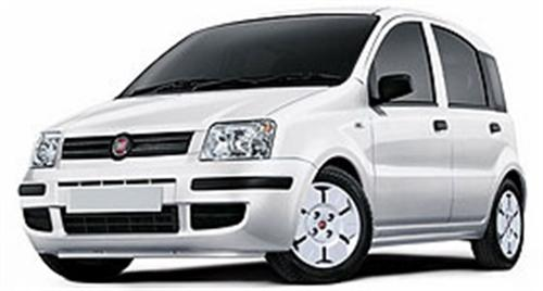 VEHICLE RENTAL FIAT PANDA