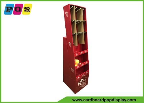 Corrugated Promotion Sales display stand
