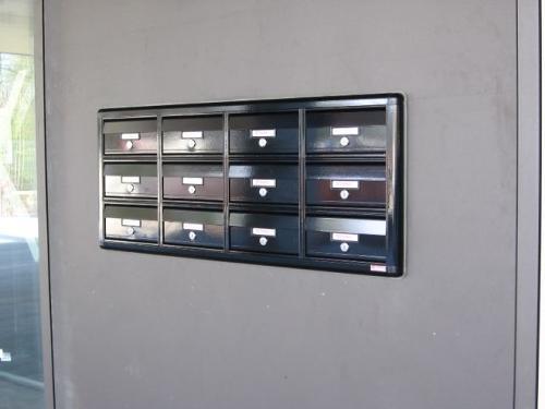 seat s.r.l., cassette per le lettere, casellari automatizzati