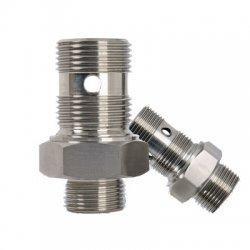 Custom Stainless Steel Fittings