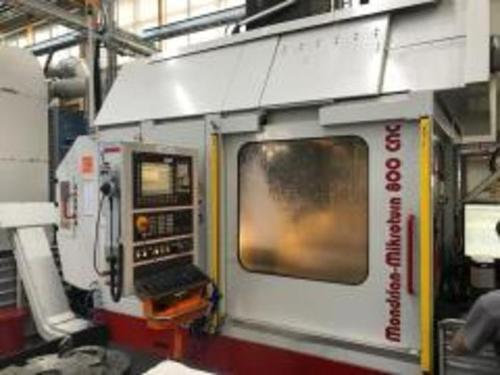 CNC Vertikaldrehmaschine