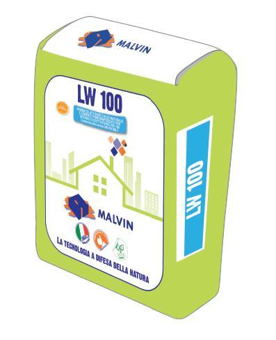 Sistema cls strutturale LW100