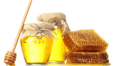 Raw Russian Honey