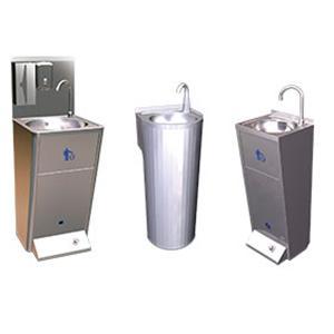 Mobile und tragbare Handwaschbecken