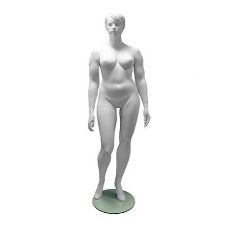 Ghost Plus Size Invisible Female Mannequin