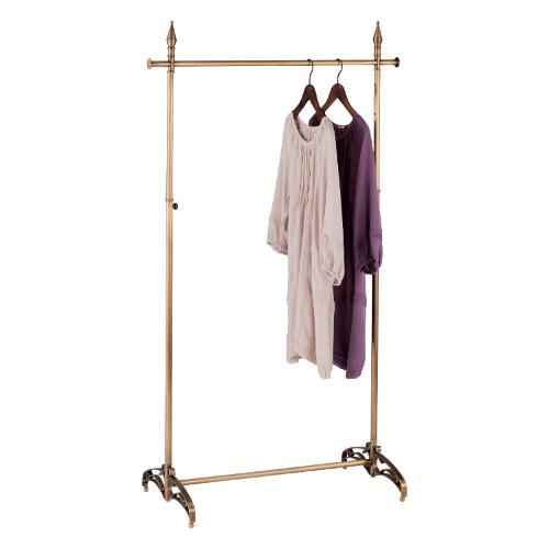 Antique Gold - Clothes Rail