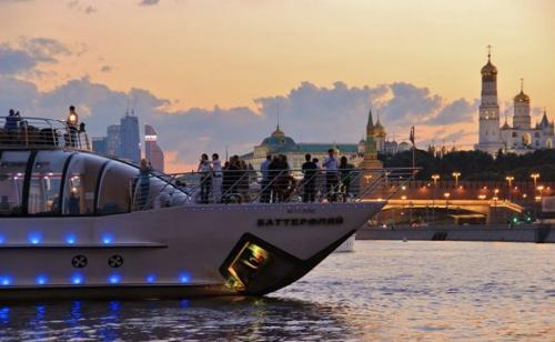 Moscow Boat Tour - 365 days a year