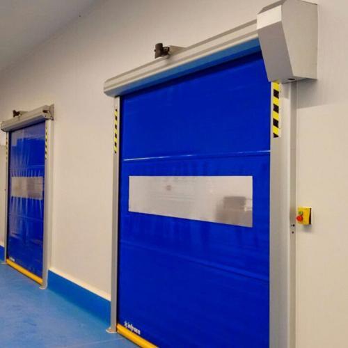 Puerta rápida enrollable industrial PRE