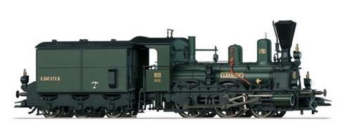 locomotive à vapeur modélisme