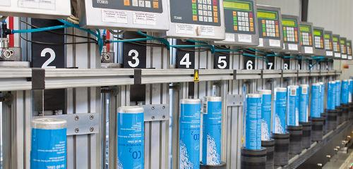 Automatic Filling Stations