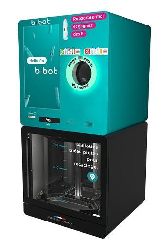 b : bot : BROYEUR POUR BOUTEILLES PET