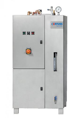 Dampfkessel -  Elektro E 6 M - E 72 M
