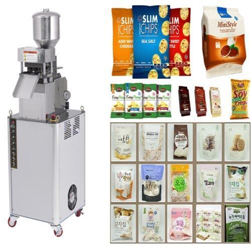 Máquina de galletas de arroz(maíz)