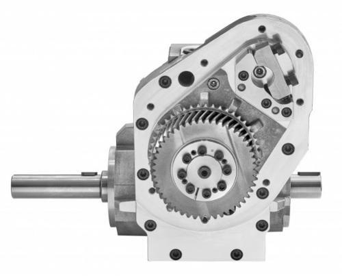 Sonder-Schneckengetriebe H-W200-0