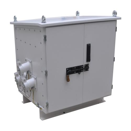 Cable boxes and enclosures for mining