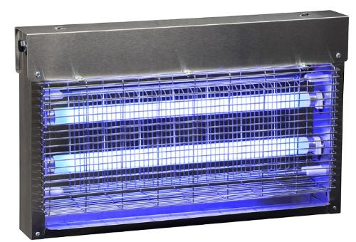 Le destructeur d'insectes à grille électrifiée KILEO 40W