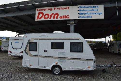 Caravan weinsberg CaraOne 390 QD Clima du toit