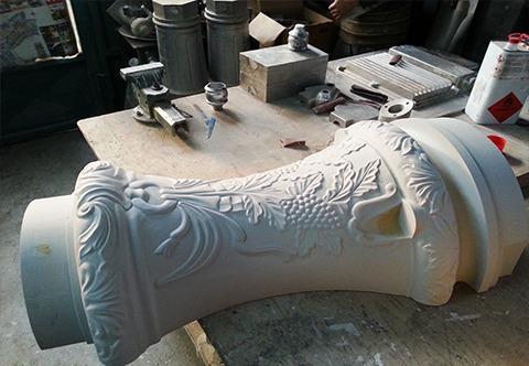 Dekoratif direk model imalatı