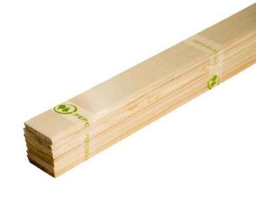 Bündelung von Holzlatten