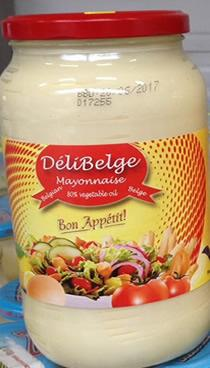 DéliBelge MAYONNAISE: Probably the best mayonnaise in the wo