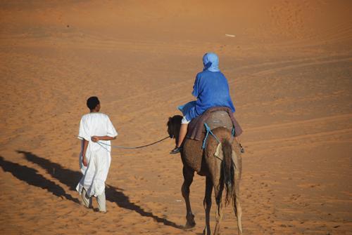 Tres días en el Desierto