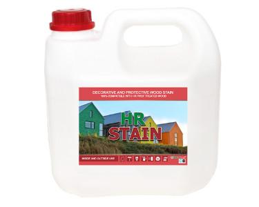 HR STAIN FOR WOOD