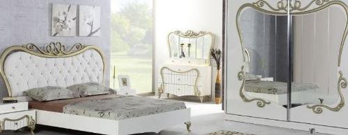 Trend Antique Bedroom Set