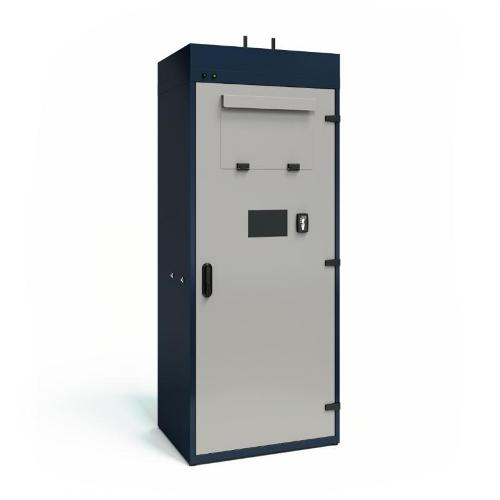 TECHCODE RFID LOCKERS WITH A DROP BOX