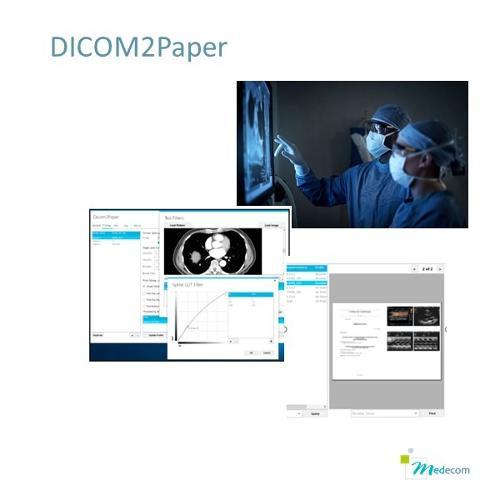 DICOM2Paper - Solution d'impression papier