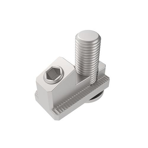 Profile Connector 90° (Set), Slot 8 or Slot 10