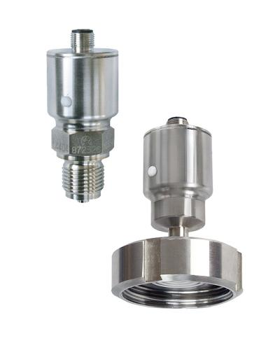 Pressure transmitter UNIVERSAL CA - threaded connection