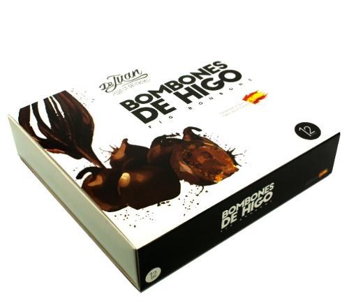 Higo en Chocolate