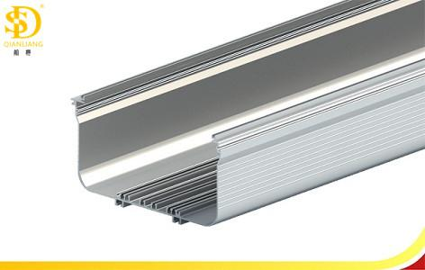 LED lamp profiles