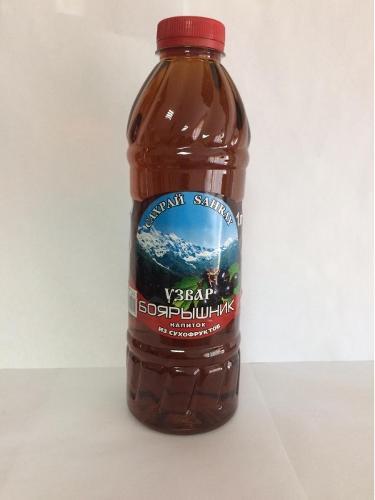Uzvar (smoked fruit compote)