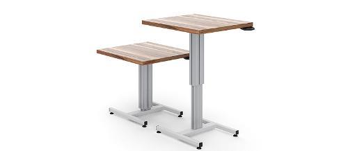Table base frames