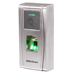 Pointeuse biométrique/badge avec contrôle d'accès MA300
