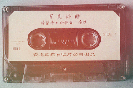 Tape cassette manufacturing/recording/printing