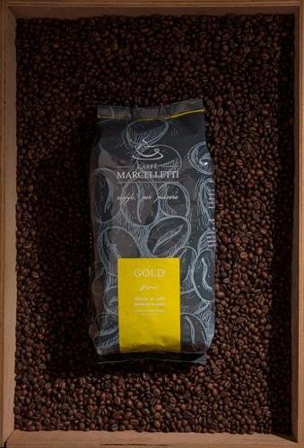 Coffee Marcelletti - GOLD 1 Kg