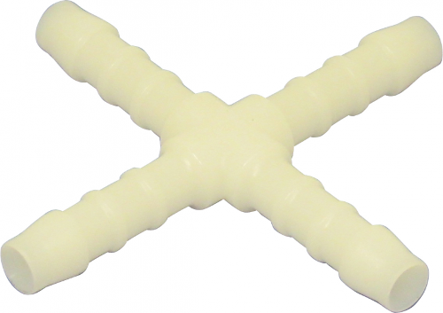 KS 4 Pl cross hose connector