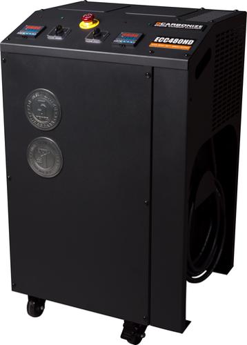 Machine de Décalaminage ECC 480HD 1600 Litres Une Sortie