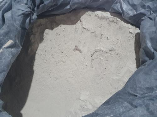 Refractory clay
